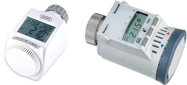 Een thermostaatkraan op elke radiator spaart je heel wat geld uit!