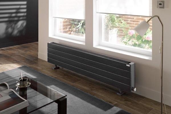 Waar radiator plaatsen tips advies positie radiatoren - Muur niche ...