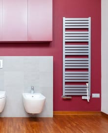 elektrische radiator badkamer