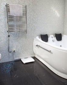 elektrische buisradiator badkamer