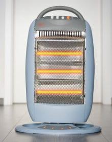 elektrische kachel bijverwarming