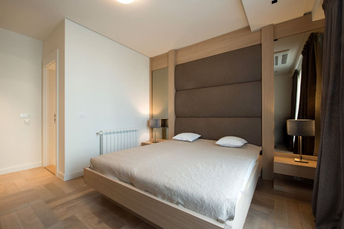 elektrische radiator slaapkamer