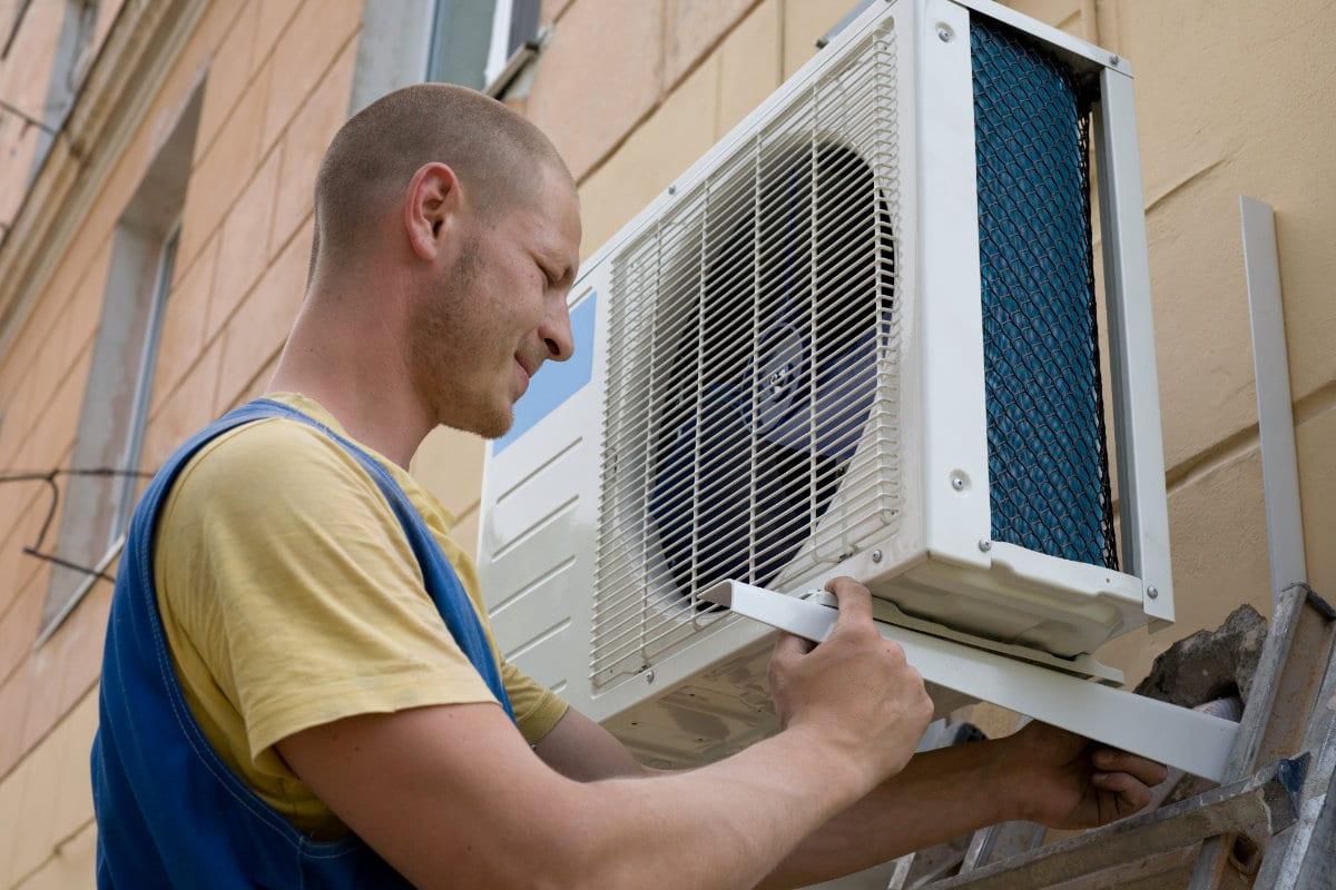 lucht lucht warmtepomp prijs