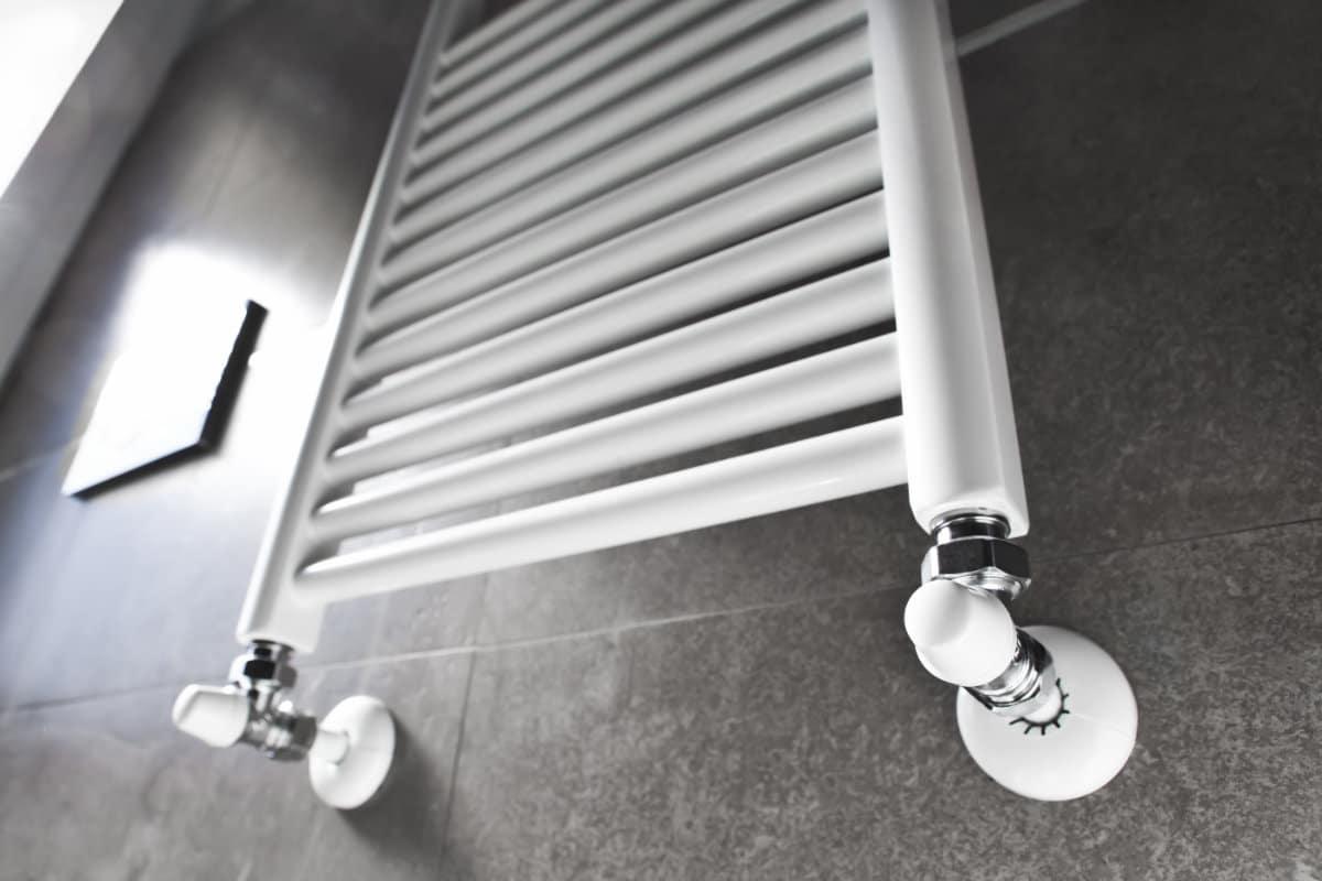 radiator badkamer verwarming
